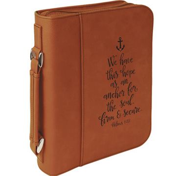 We Have This Hope Bible Cover