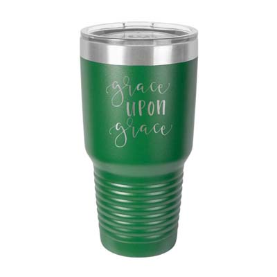 Grace Upon Grace Insulated Tumbler